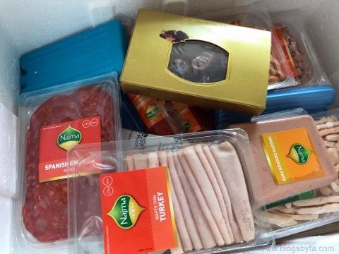 halal ready meals uk