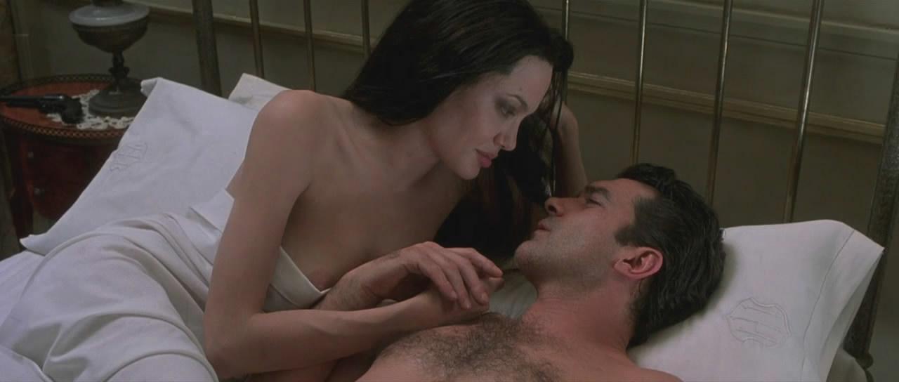 Angelina Jolie Nude In Original Sin 87
