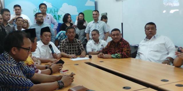 """Nusron: Jakarta Tak Butuh Pemimpin yang Ganteng, tetapi Butuh Manusia """"Gendeng"""""""