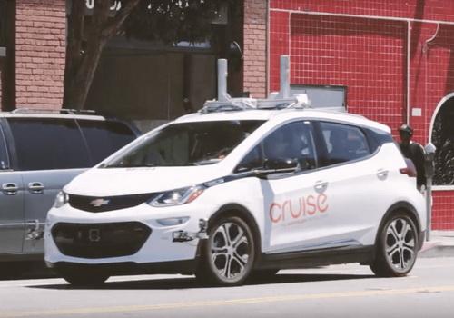 Tinuku GM's Cruise Automation tes beta ride-sharing otonom