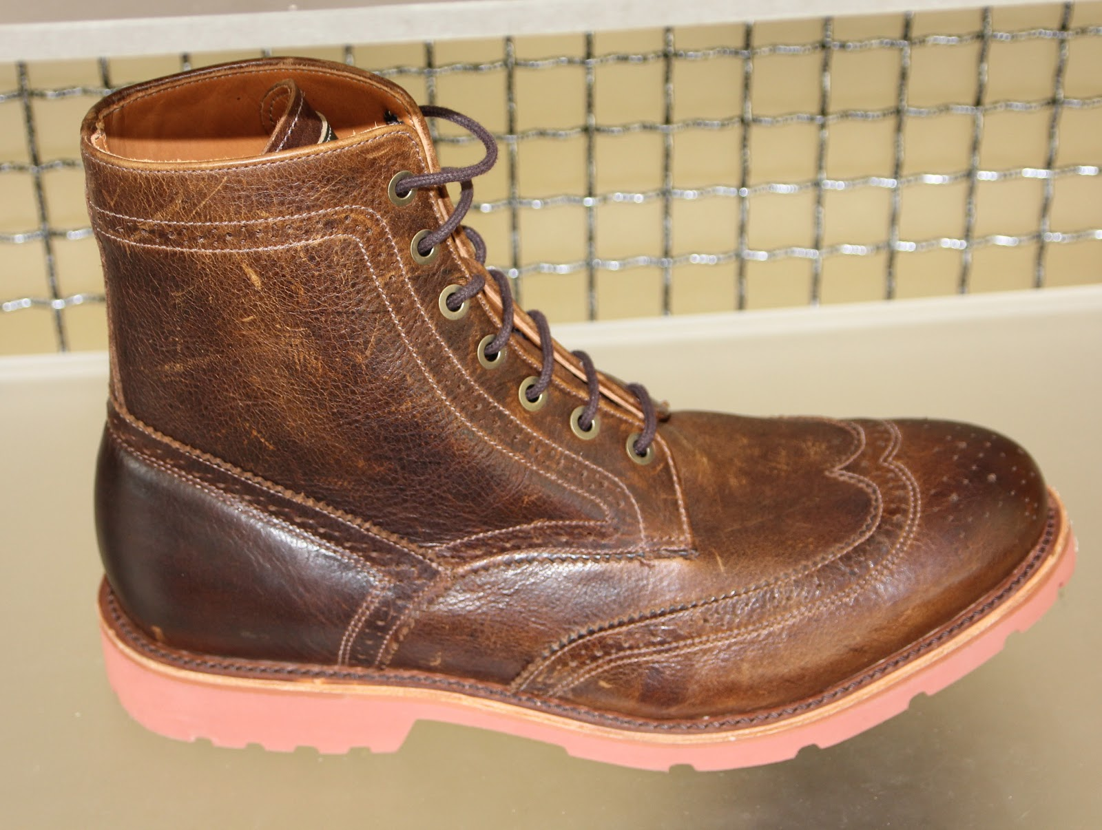 f3bb9c47773f KELSO-$379 Leather upper and lining, Goodyear Welt construction, Vibram  non-slip outsole