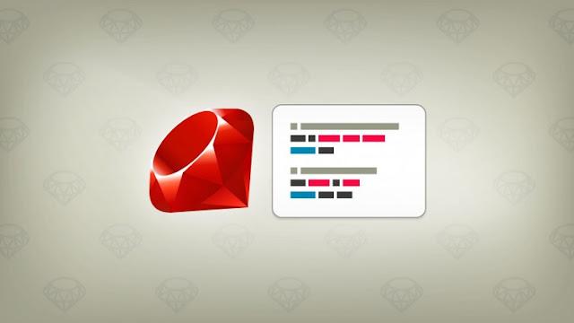 كل ما تحتاج معرفته حول اللغة البرمجة Ruby