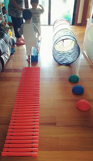 走過在家自玩的日子: 觸覺訓練活動