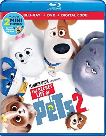 The Secret Life of Pets 2 (2019) [Hindi-English] 480p 720p BluRay Dual Audio