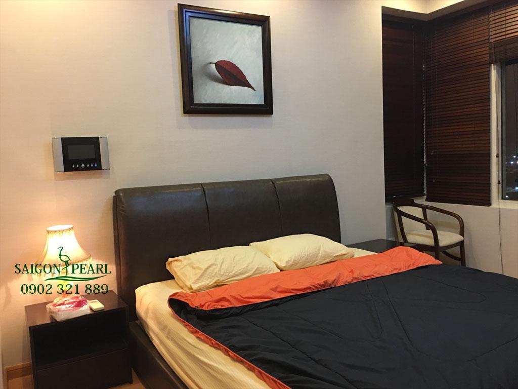 Saigon Pearl Topaz 1 cần cho thuê căn hộ 86m2 tầng cao giá tốt - hinh 2