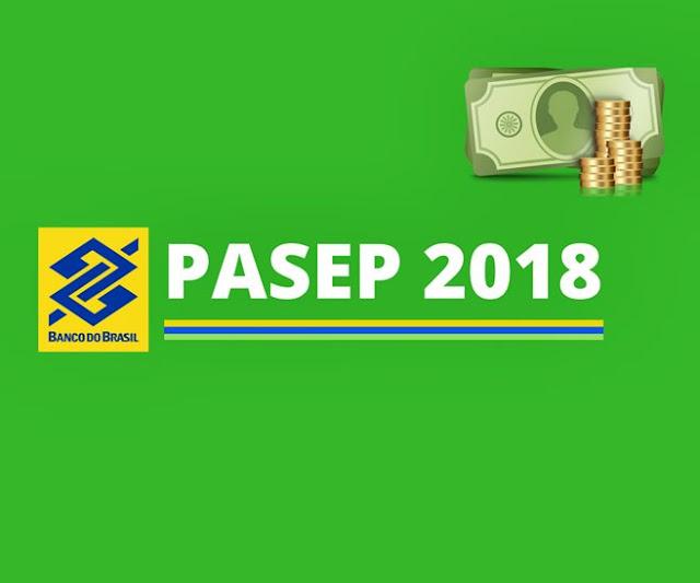 PASEP 2018, Calendário e valor
