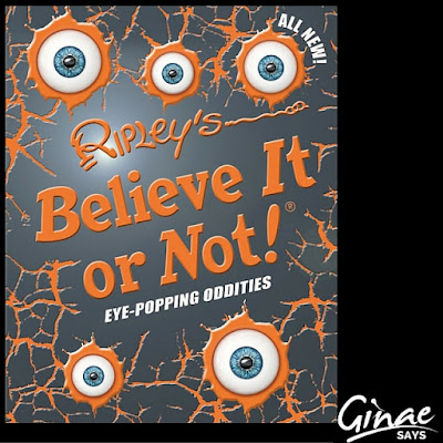 Ripley's Believe It or Not! Eye-Popping Oddities!