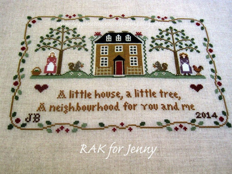 Lynn B Cross Stitch