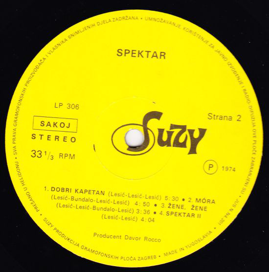 SPEKTAR Played Progressive Rock With Elements Of Jazz Funk And Classical Music Due To Guitar Less Sound Heavy Use Keyboards They Might Be Compared