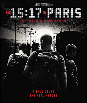 The 15:17 to Paris [Latino]