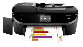 HP Officejet 8040 with Neat e-All-in-One Printer Driver for Windows 10 Download