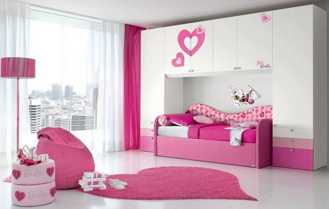Teenage Girl Bedroom Ideas for Small Rooms and House - HAG ... on Small Bedroom Ideas For Teenage Girl  id=37989