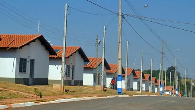 Aguaí(SP) construirá 181 casas com prestações à partir de 80 reais