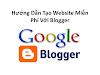Cách Thiết Kế  Website Với Công Cụ Blogger