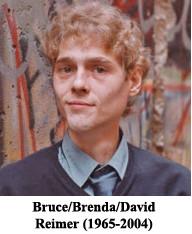 Bruce/Brenda/David Reimer (1965-2004)