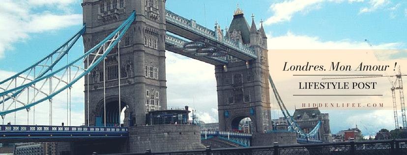 Londres mon amour |