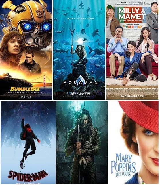 13 Film Keren dan Seru yang Tayang di Bioskop Desember 2018