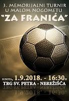 3. memorijalni turnir u malom nogometu Za Franića - Nerežišća slike otok Brač Online