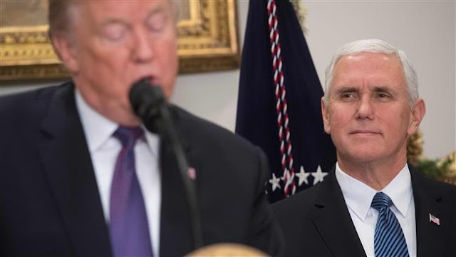 "Mike Pence calls Michael Wolff's explosive book ""Fire and Fury: Inside the Trump White House"" 'Washington fiction'"