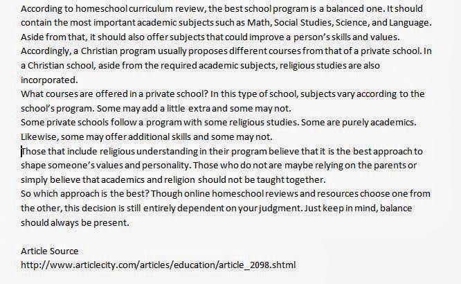 Artikel Bahasa Inggris Education Pendidikan