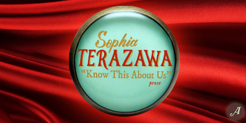 Sophia Terazawa, Axolotl Magazine