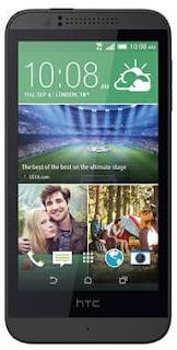 Cara Reset HTC Desire 510 lupa pola / password