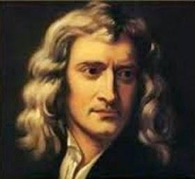 Исаак Ньютон - ученый-отшельник