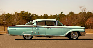 1960 Mercury Montclair Premiere Landau Side Right