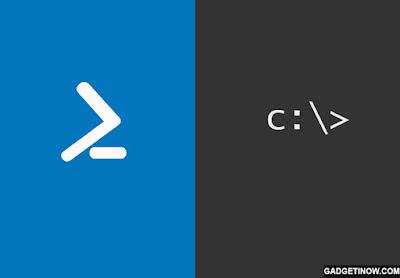 Cara Mengubah Windows Poweshell Menjadi Command Prompt (CMD) di Komputer