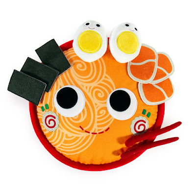 Kidrobot Yummy World Nicole the Ramen Bowl Plush 01