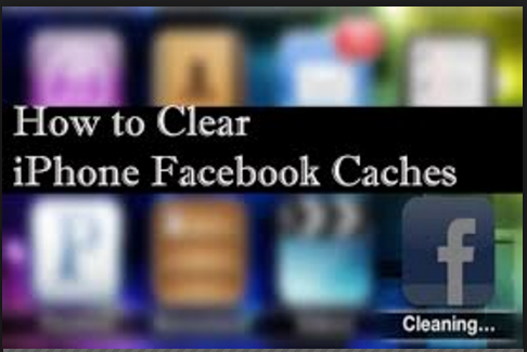 Clear Facebook Cache Iphone