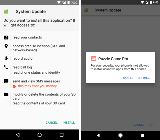 Android Developers Blog Making It Safer To Get Apps On Android O