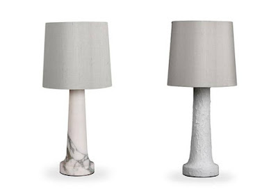 Gilles and Boissier Aurore Lamps via belel vivir blog