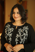 Cute Poja Gandhi in black dress at Dandupalyam 2 Movie press meet  ~  Exclusive 62.JPG