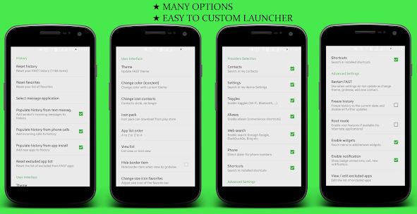Fast Launcher Pro Paid Apk Terbaru Gratis