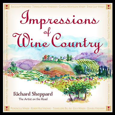 Impressions of Wine Country Review and Giveaway / www.delightfulrepast.com