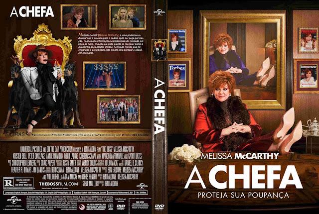 Capa DVD A Chefa