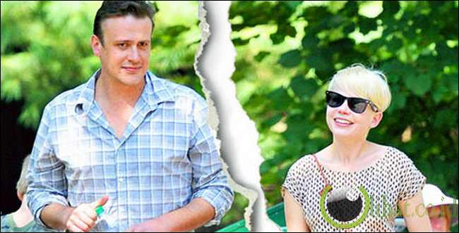 Michelle Williams dan Jason Segel