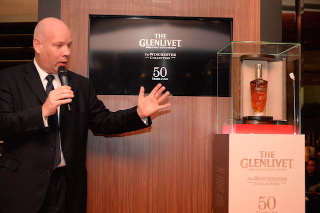The Glenlivet Winchester Collection Vintage 1964 Sold For RM96,000