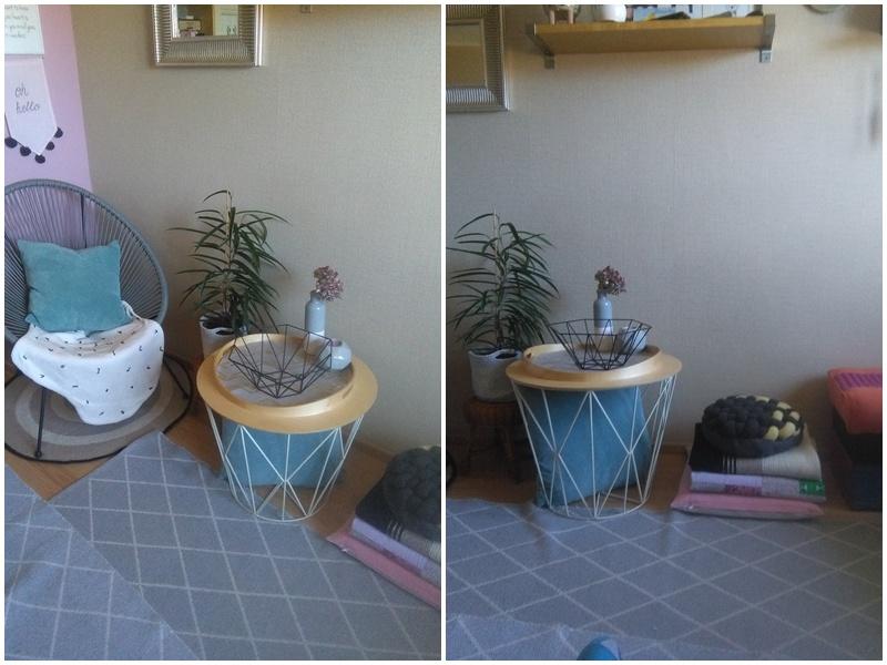 fotel inspirowany znanym modelem acapulco