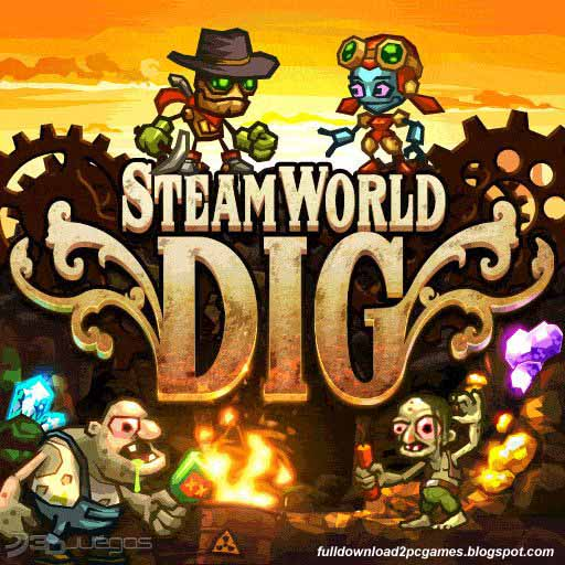 SteamWorld Dig Free Download PC Game