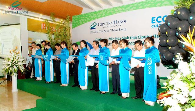 Khu đô thị sinh thái Nam Thăng Long