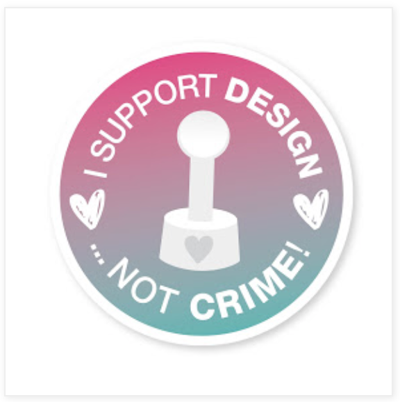 Support Design...Not Crime
