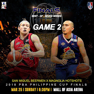 PBA: Magnolia vs San Miguel GAME 2 (REPLAY) March 25 2018 SHOW DESCRIPTION: The 2017–18 Philippine Basketball Association (PBA) Philippine Cup is be the first conference of the 2017–18 PBA […]