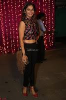 Aswini in Crop Top and Black Denim Jeans at at Zee Telugu Apsara Awards 2017 13.JPG