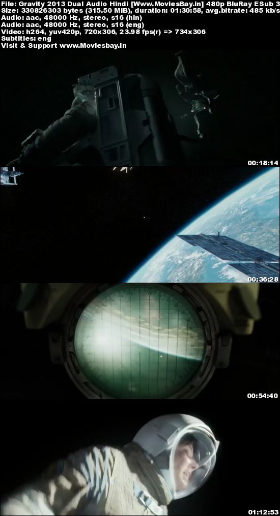 gravity full movie free download in hindi 480p