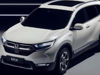 New Honda CRV 2020