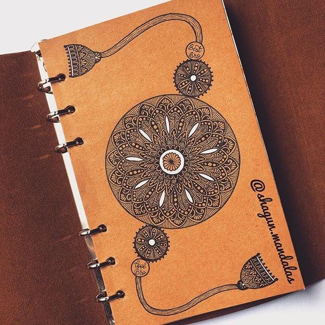 12-Mandala-and-Zentangle-Shagun Goyal-www-designstack-co