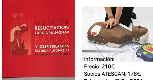 Curso de Instructor DESA. Según requisitos PNRCP