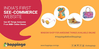 #HoppingoBeforeShoppingo With See-Commerce!